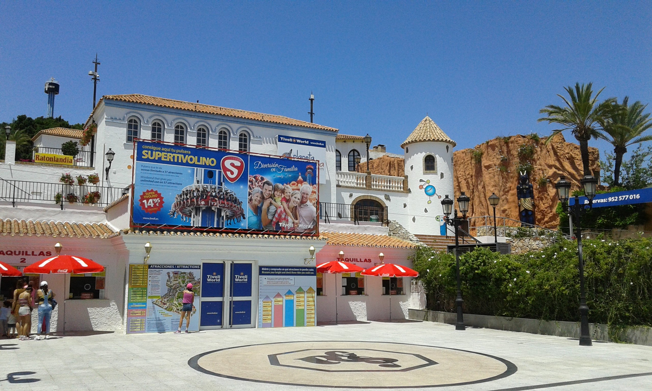 Tivoli World - Benalmádena